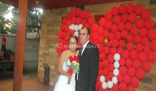 Recepciones de matrimonios