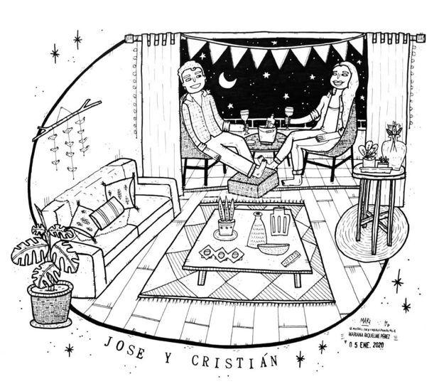 Regalo Matri Jose Y Cristian