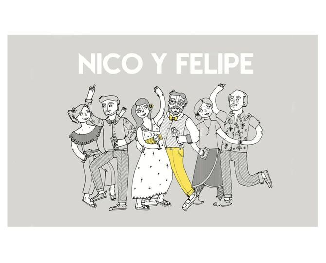 Parte Matri Nicol Y Felipe
