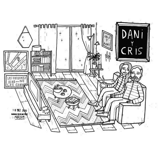 Regalo matrimonio Dani y Cris