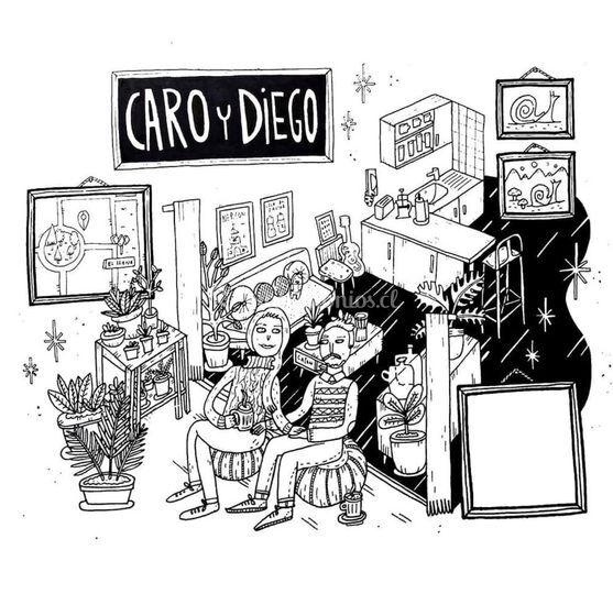 Regalo Matrimonio Caro y Diego