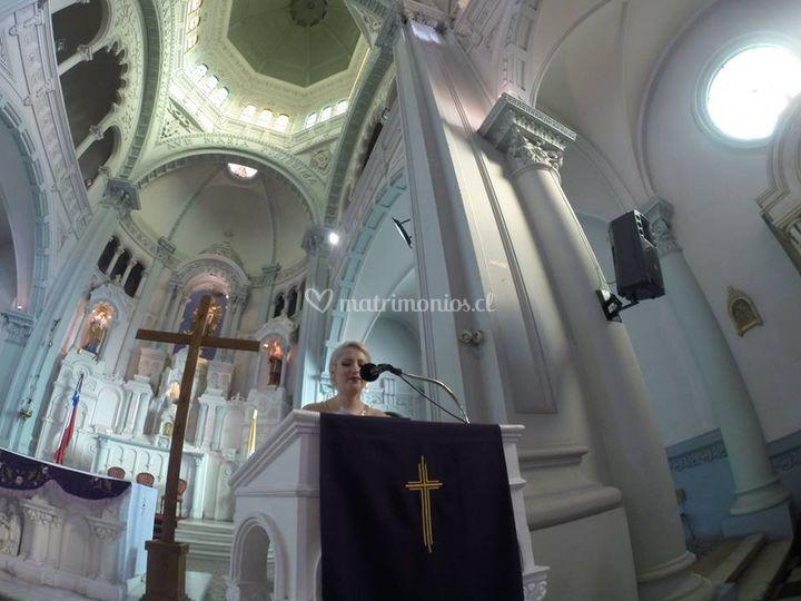 Matrimonio en Antofagasta