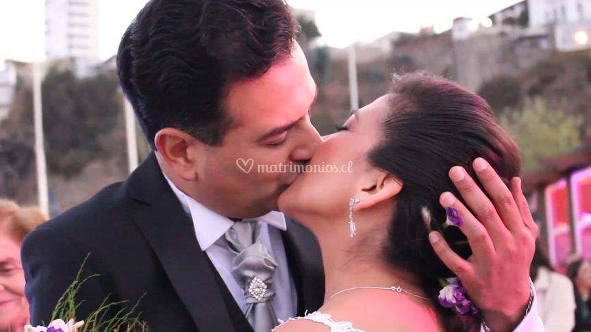 Beso del amor eterno