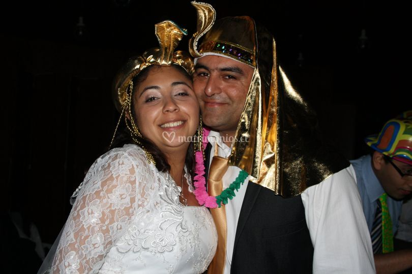 Faraon y Cleopatra
