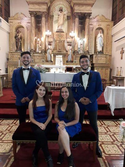Iglesia La Salle, Temuco