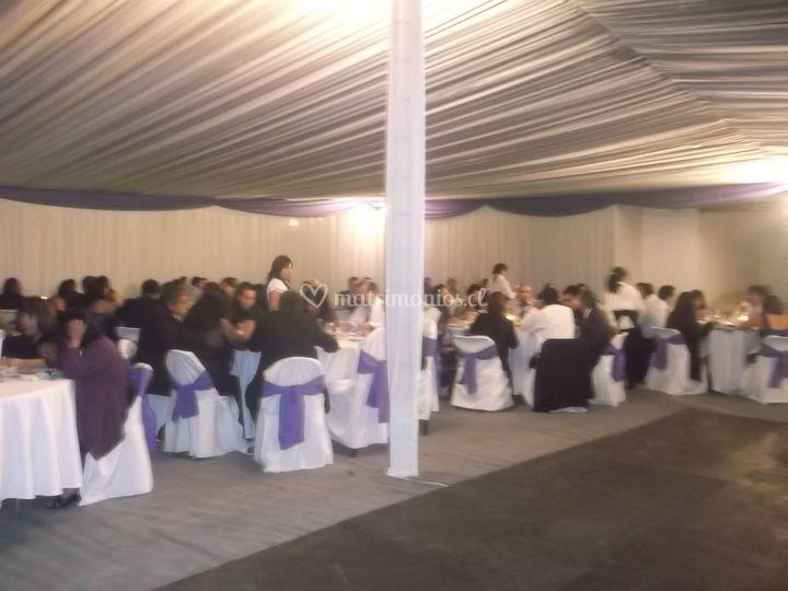 Matrimonio Club Santa Fe
