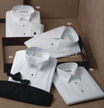 Camisas de novios