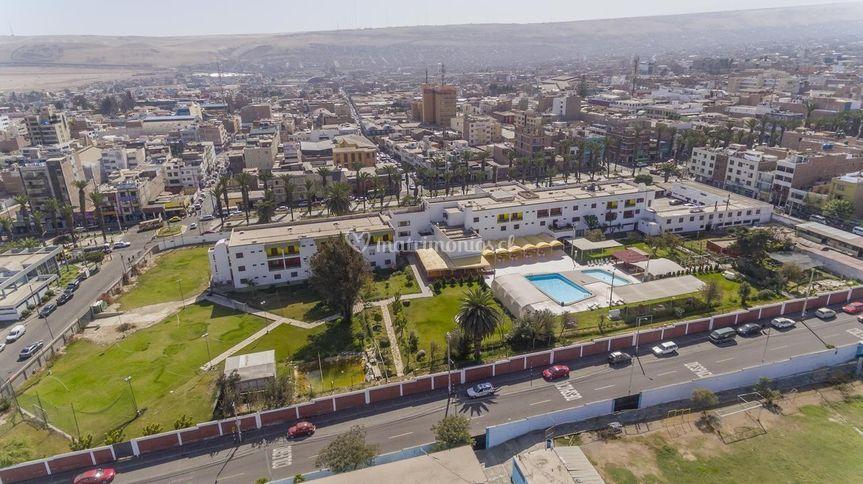 Hotel DM Tacna