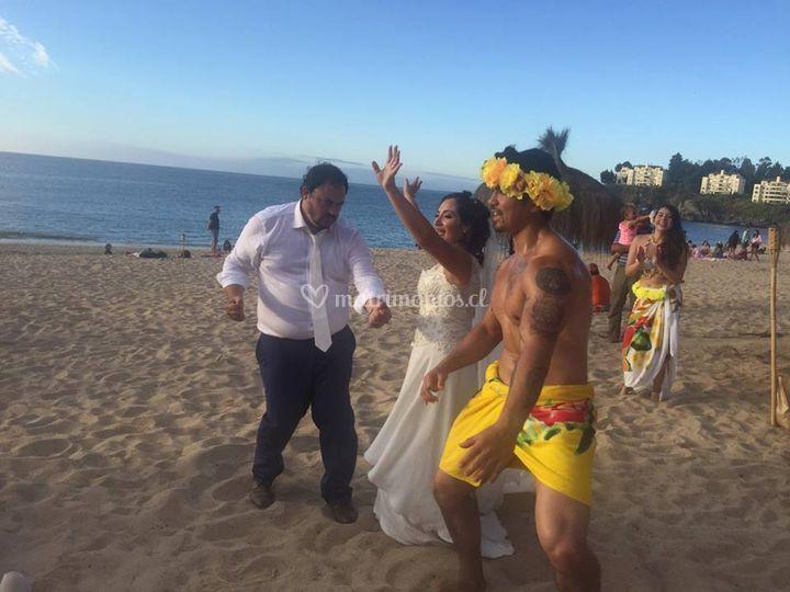 Matrimonios temáticos
