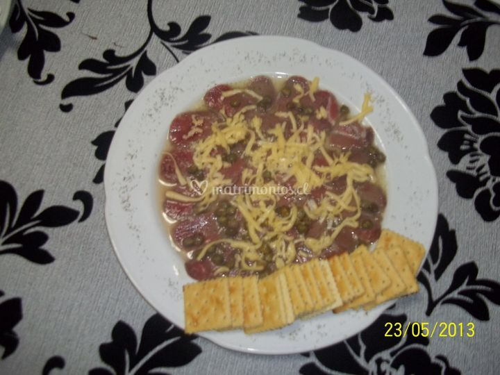 Carpaccio de filete
