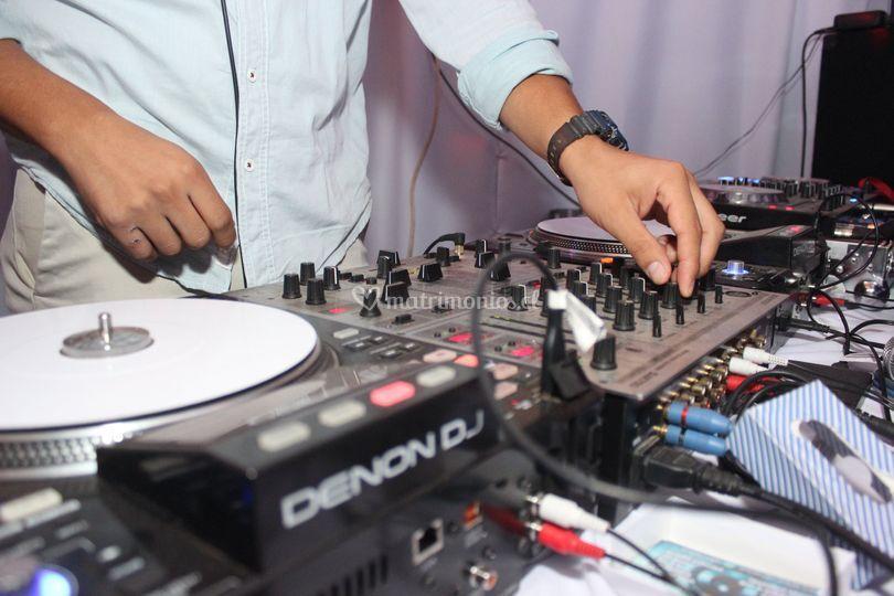 DJ's y DVJ's