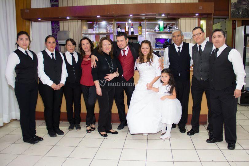Matrimonio Carnen y Juan Pablo