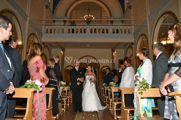 Matrimonio asenjo romero