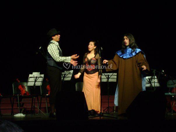 Opera bastián y bastiana