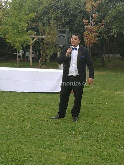 Matrimonio Aguilar Antilef