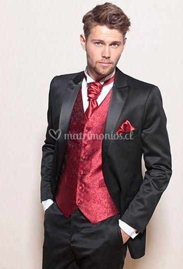 Tuxedo s/pta 100% lana