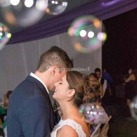 Matrimonio Madeline y Eugenio