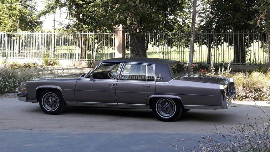 Cadillac fleetwood delegance