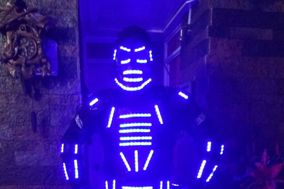 Led Robot Dance