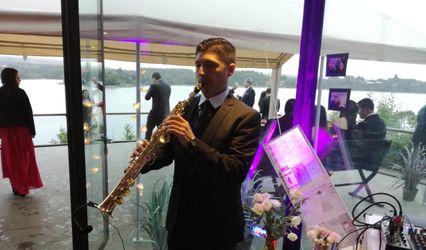 Saxofonista Concepción 1