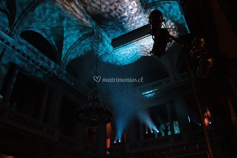 Iluminación de techo
