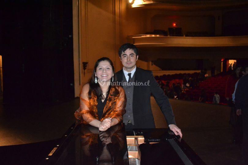 Piano y canto