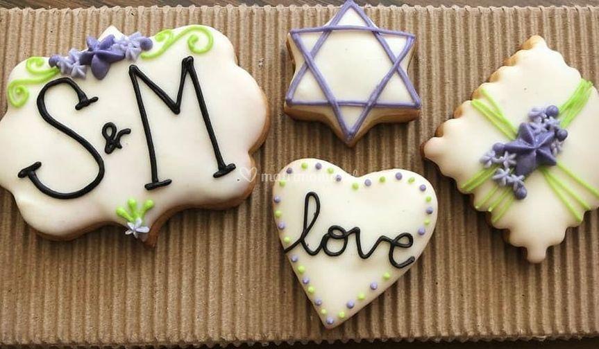 Souvenir de galletas