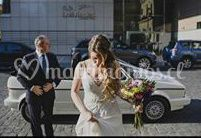 La llegada de la novia