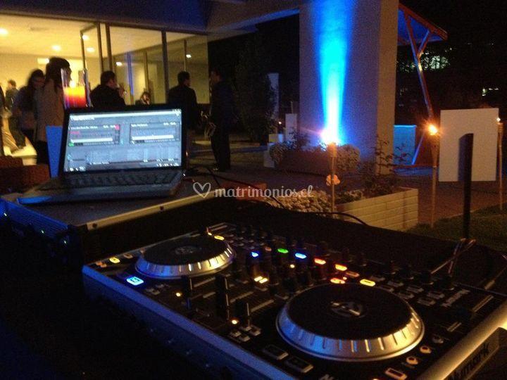 DJ en Concepción