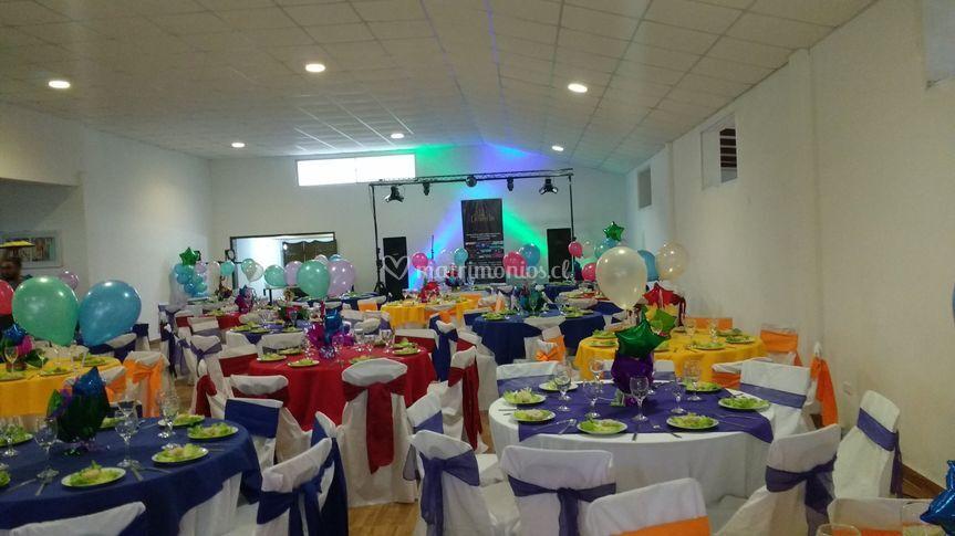 Centro de Eventos Casavela