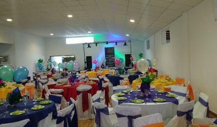 Centro de Eventos Casavela 1