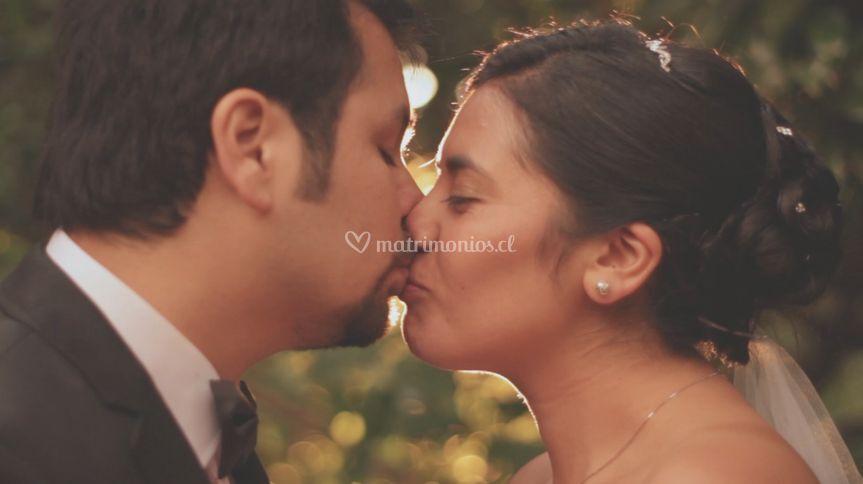 Carlos y Marjorie