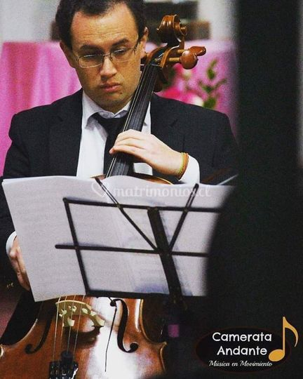Boris Vazquez - Cello