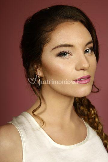 Maquillaje lindo y natural