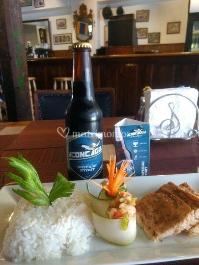 Resto bar Valparaíso