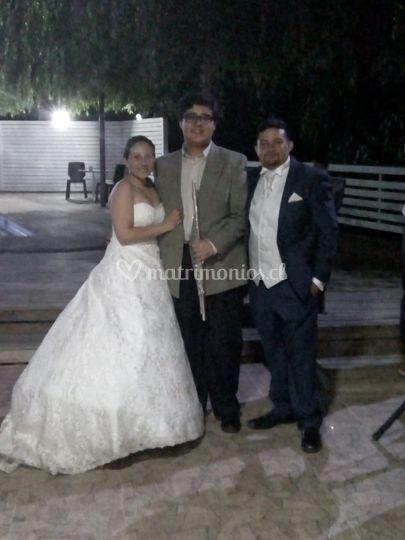 Matrimonio Pía