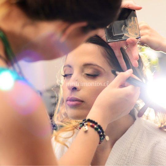 Coté Córdova Makeup
