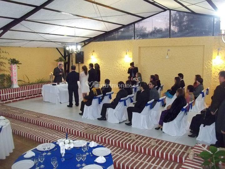 Banquetería en Villa Alemana