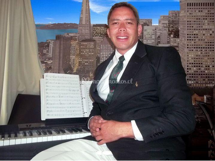 Clark Rangel Música Bodas