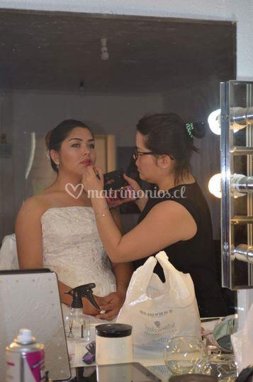Naya Rojas Make Up
