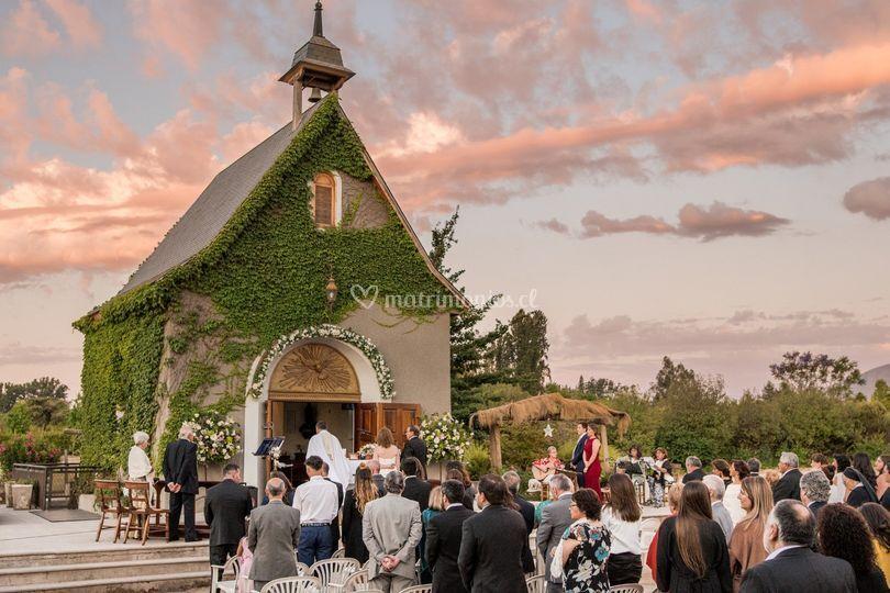 Una boda de ensueños
