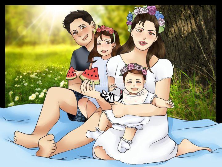 Encargo de familia