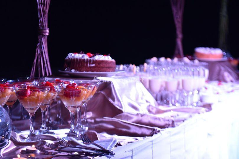 Cenas y buffet