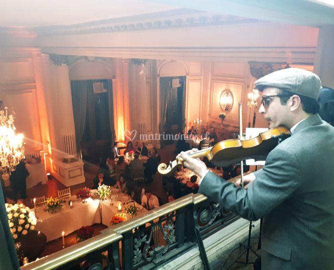 Orlando Rodríguez Violinista