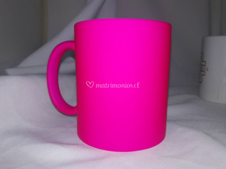 Tazas Color Fluor