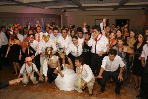Matrimonio en Radison