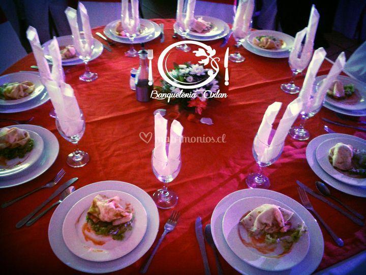 Banquetería Axlan