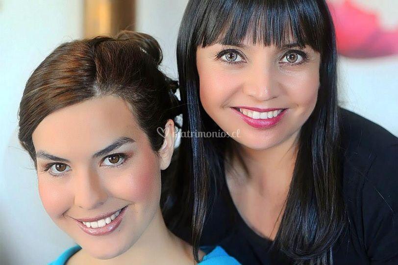Maquillaje modelos