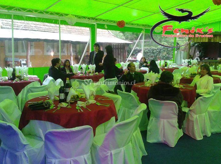 Centro de eventos Payllahue