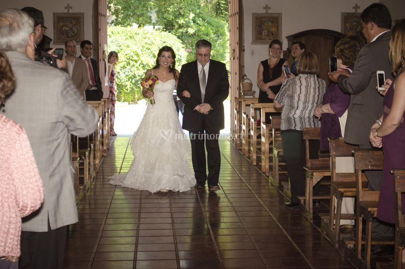 Ignacio y Claudia